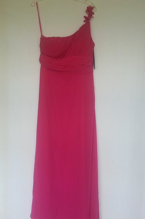 Ever Pretty hot pink bridesmaid dress Uk 12