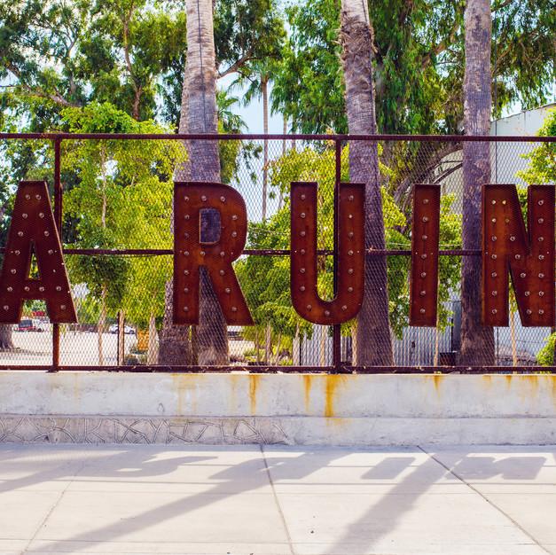 Logo Parque la Ruina