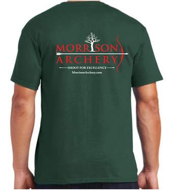 Morrison Archery T - Hunter Green
