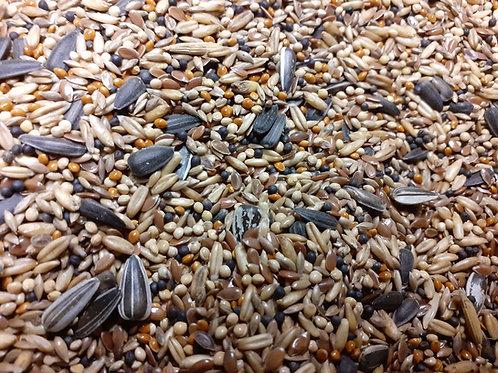 no wheat wild bird food.    15kg