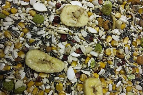 Tropical parrot food 15kg