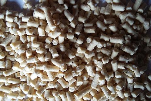 suet pellets.  4kg insect flavour