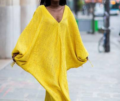 Vogue: #SuzyLFWNG: Tiffany Amber Secures A Place In Nigeria's Fashion Universe