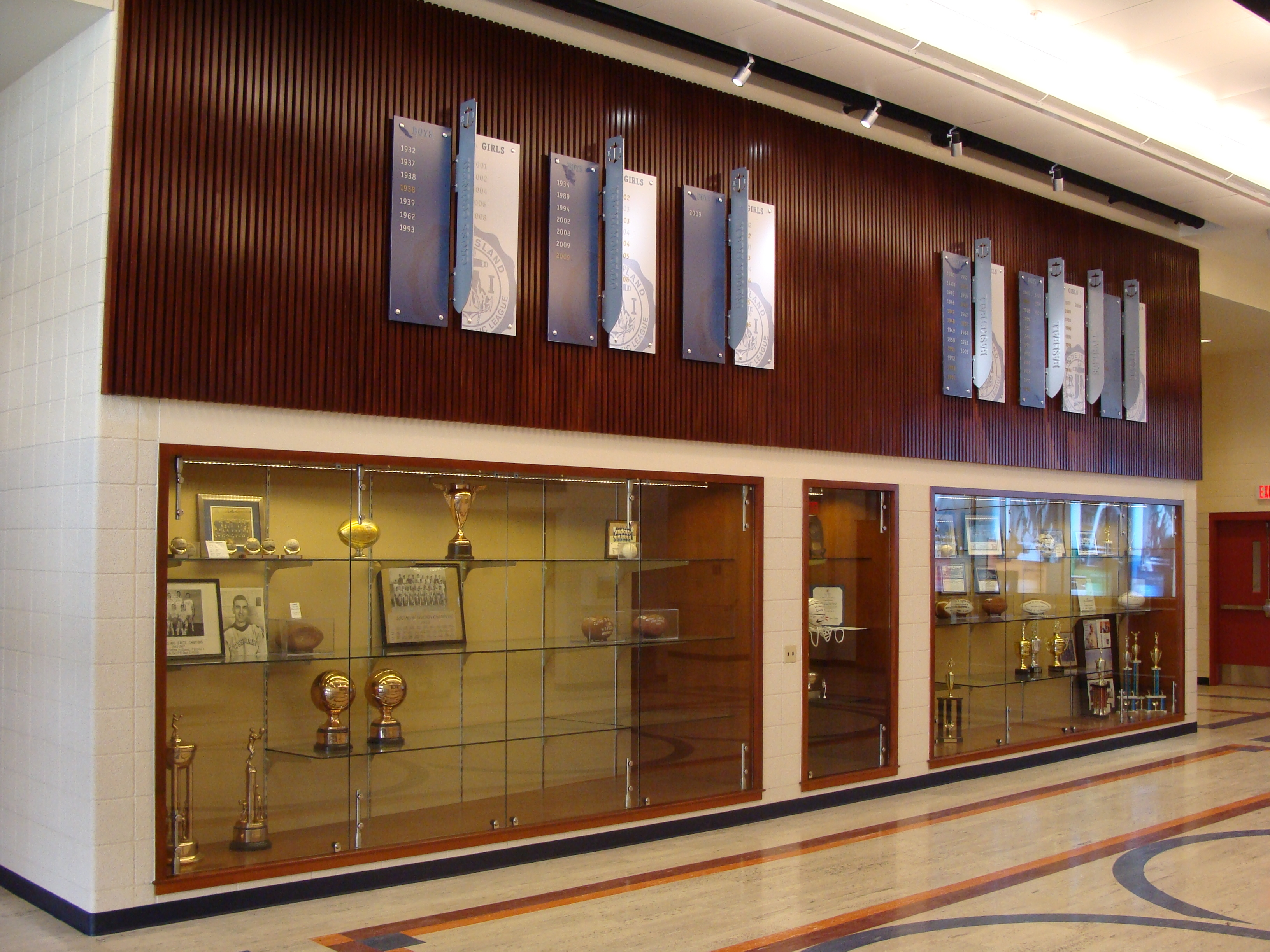 Westerly HS Millwork1