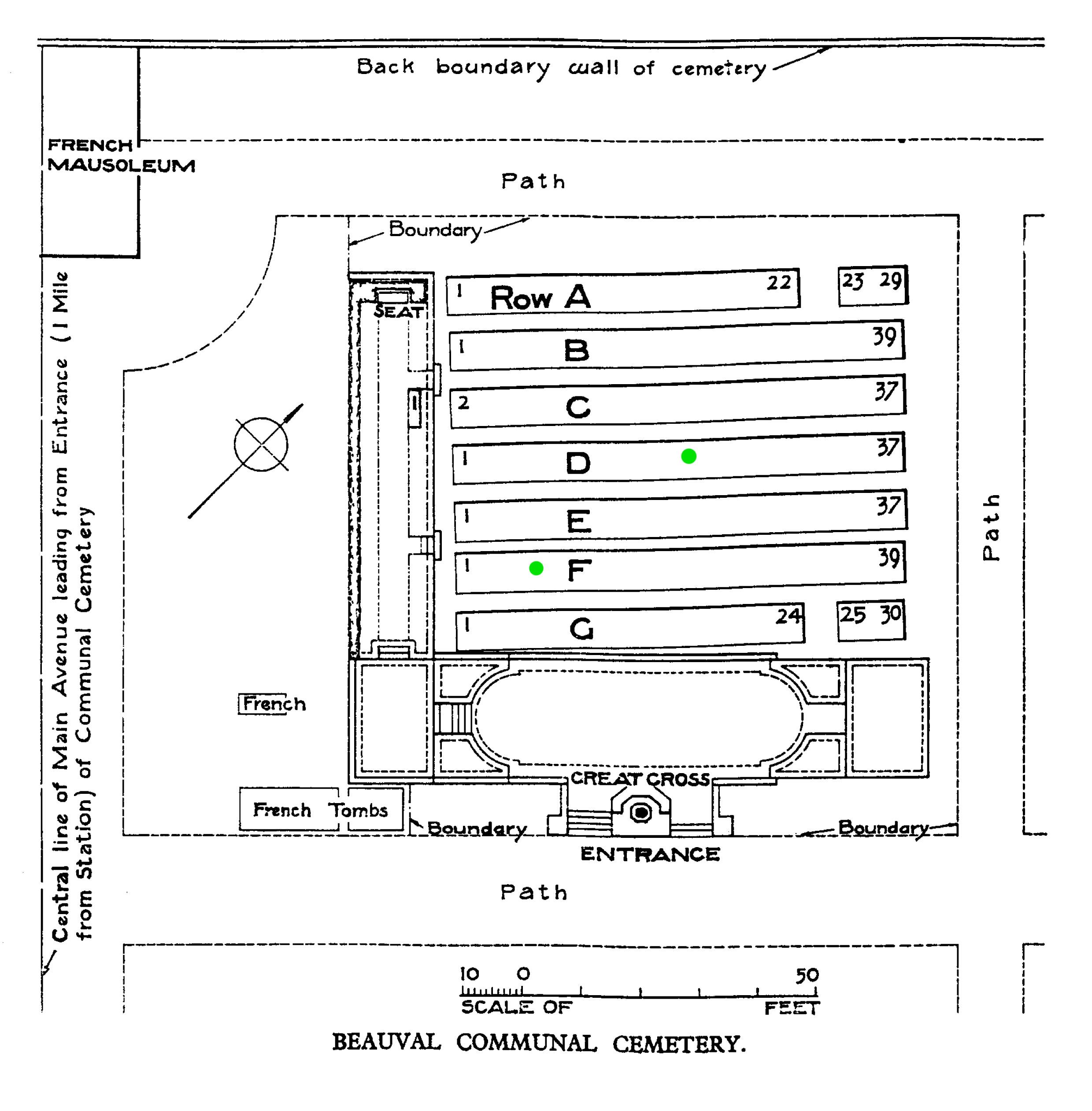 Beauval Communal Cemetery