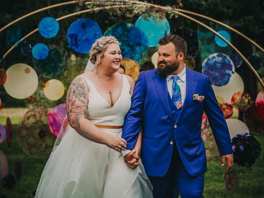 Mitchell + Emily Cipriano | Roseburg Oregon Wedding