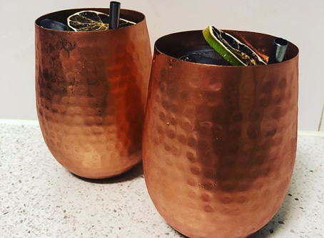 Copper Cups and Cocktails: A Cock'n'Bull Story