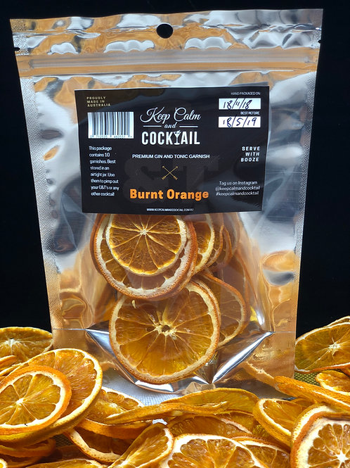 Dehyrdated Orange Packaging