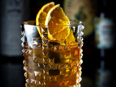 1, 2, 3 Rye Whiskey Cocktails
