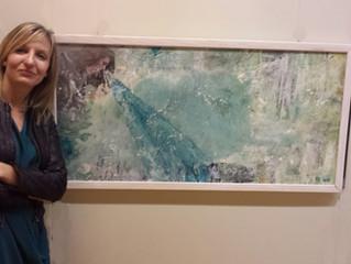 """Kunstausstellung """"Zeitlos"""" Oktober 2014"""