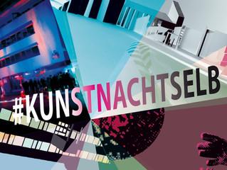 Großartige Kunstwerke und leckere Burger: Kunstnacht Selb am 21.04.2018