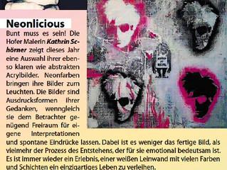 Neonlicious - Kathrin Schörner Arts.