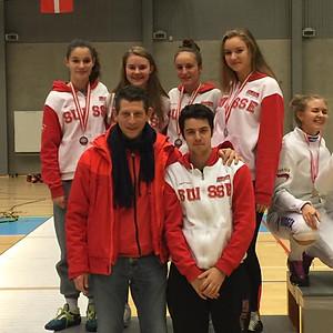 Circuit européen U17 épée dames Kobenhavn