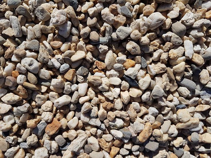 14mm Blue Grey Pebble