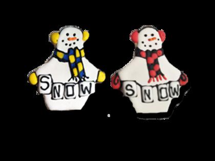 "CHRISTMAS ""SNOW"" SNOWMEN"