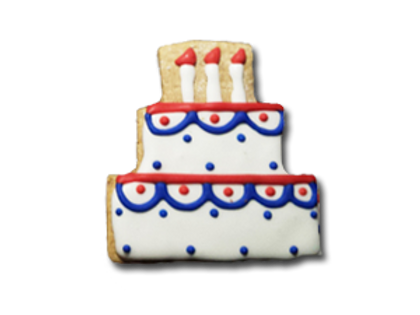 CELEBRATION PATRIOTIC CAKES