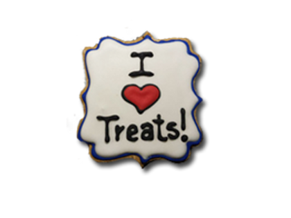 I HEART TREATS!
