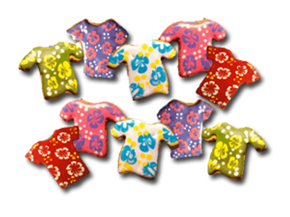MINI HAWAIIAN SHIRTS