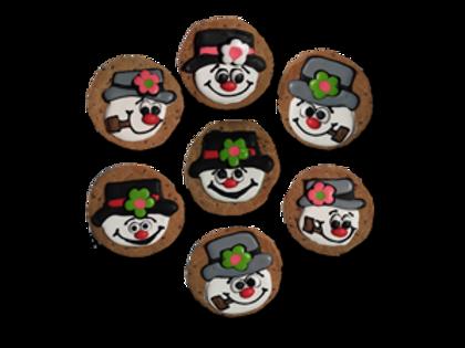 CHRISTMAS VARIETY SNOWMEN
