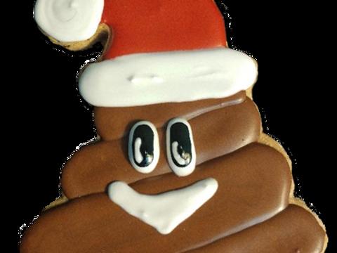 Christmas Poo