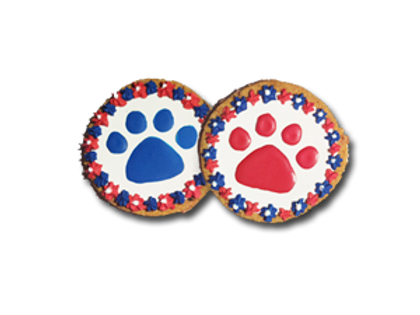 PATRIOTIC PAW ROUNDS