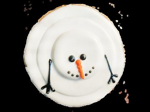 Christmas Smashed Snowman
