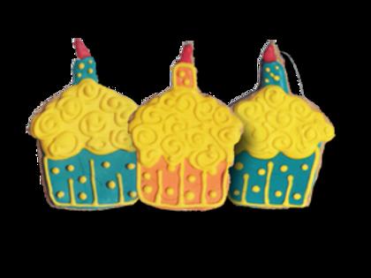 Sunny Cupcakes
