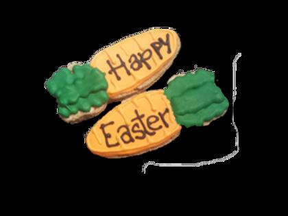MINI HAPPY EASTER CARROTS