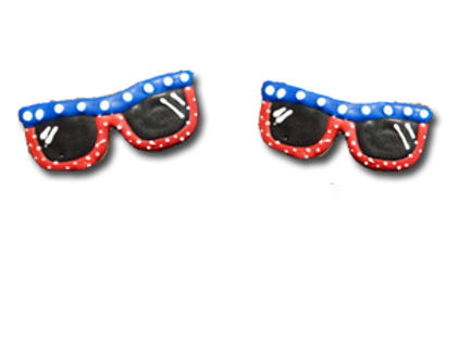 MINI PATRIOTIC SUNGLASSES