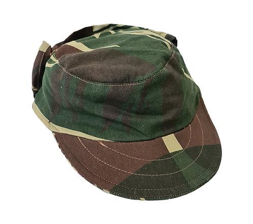 Rhodesian Camo Flap Cap