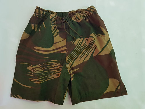 Rhodesian Camo Fireforce Shorts