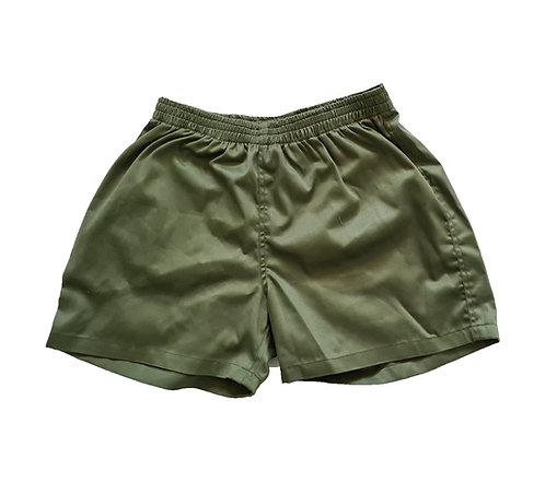 Green Fireforce Shorts