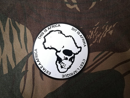 THIS IS AFRICA Sticker