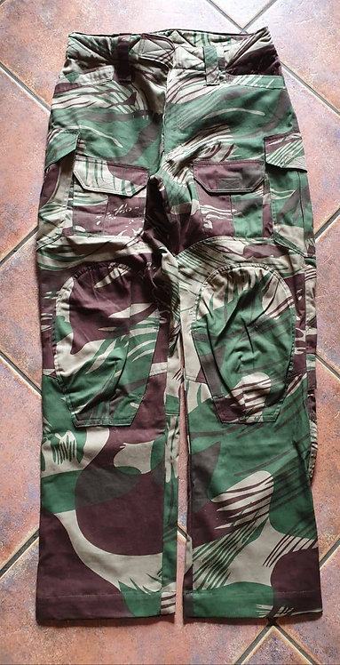 Brushstroke Combat Pants