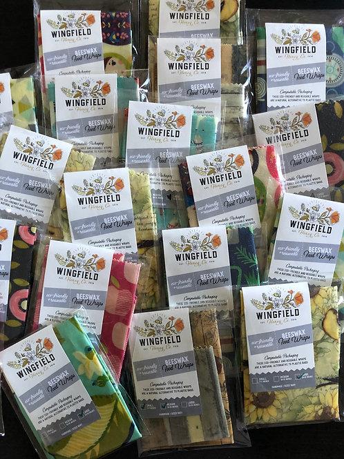 Beeswax Wraps Medium