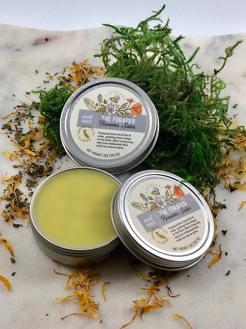 The Forager Beeswax Salve