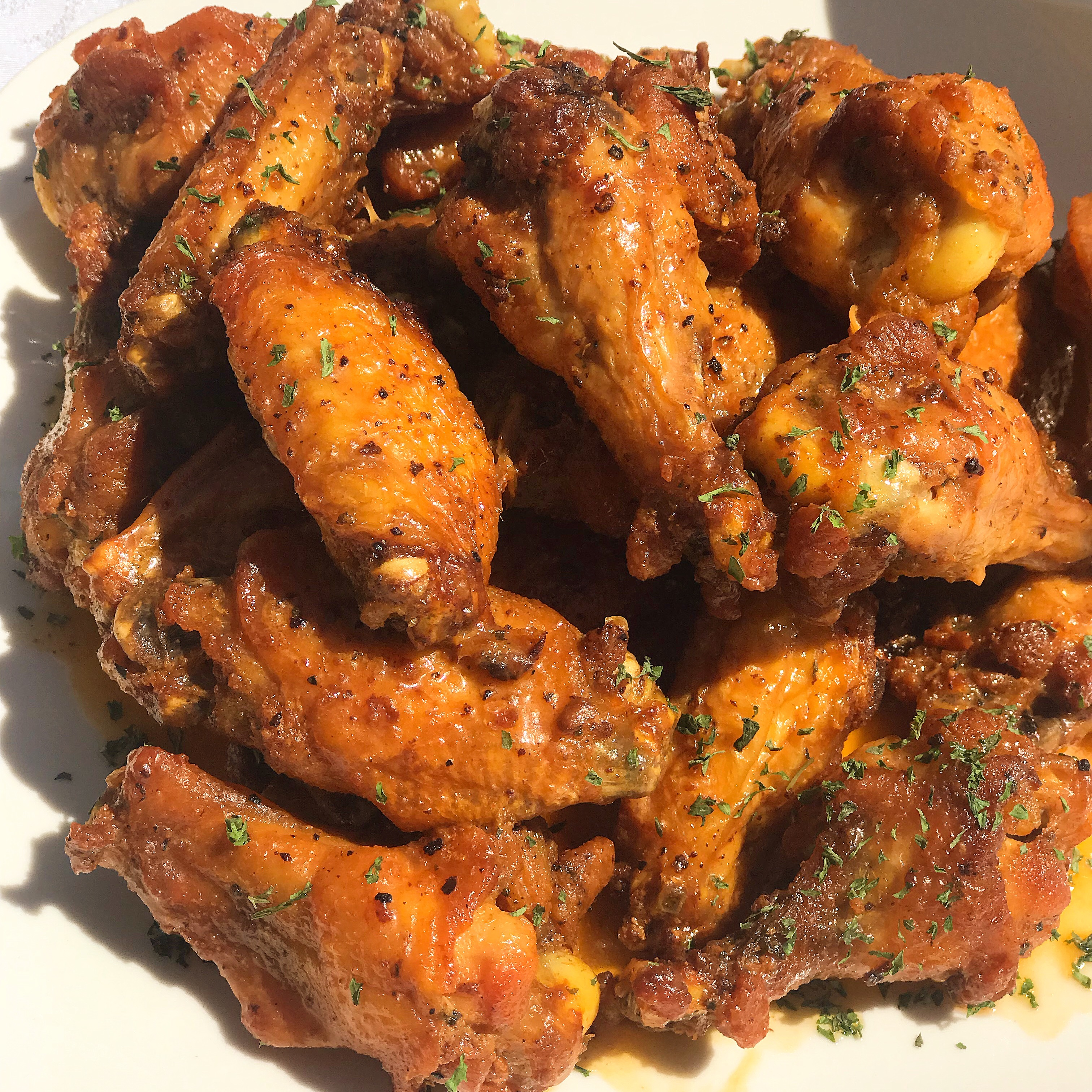 Caribbean Pepper Wings