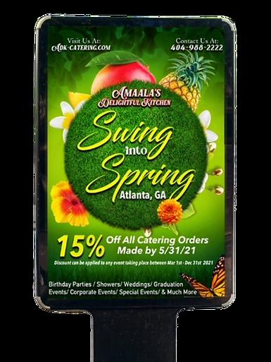 ADK Spring Sale