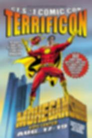 Terrificon poster
