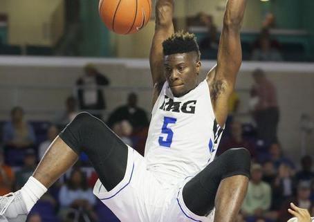 NBA Draft '19: Emmitt Williams Season Preview
