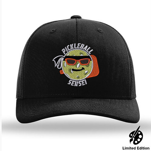 Pickleball Sensei Trucker Cap