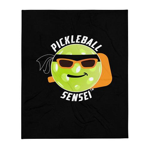 Pickleball Sensei Comfy Blanket