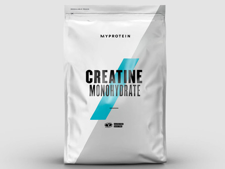 Why Creatine Will Help You