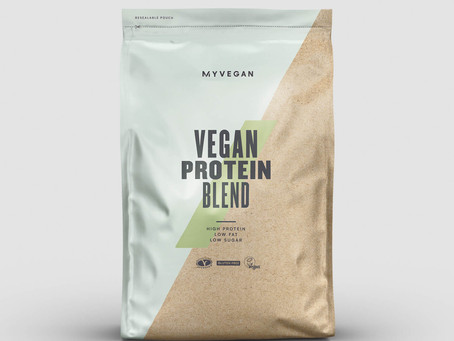 The Best Vegan Protein