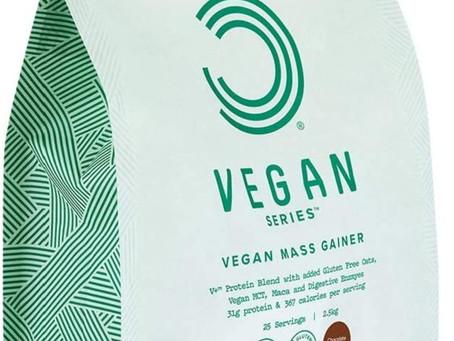 The Best Vegan Mass Gainer