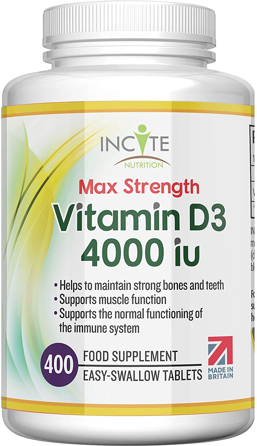 This is an image of the best selling Vitamin D3 supplement on the market right now!!