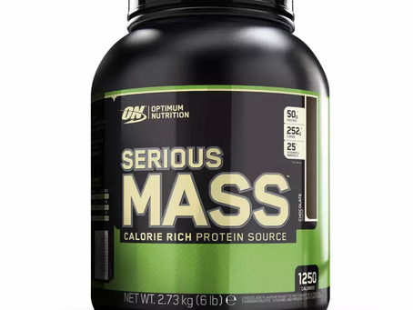 The Best Mass Gainer for Muscle Gain