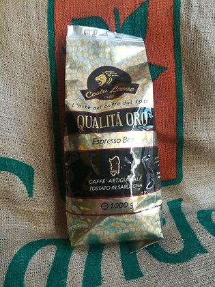Caffè in grani qualità Oro da kg1