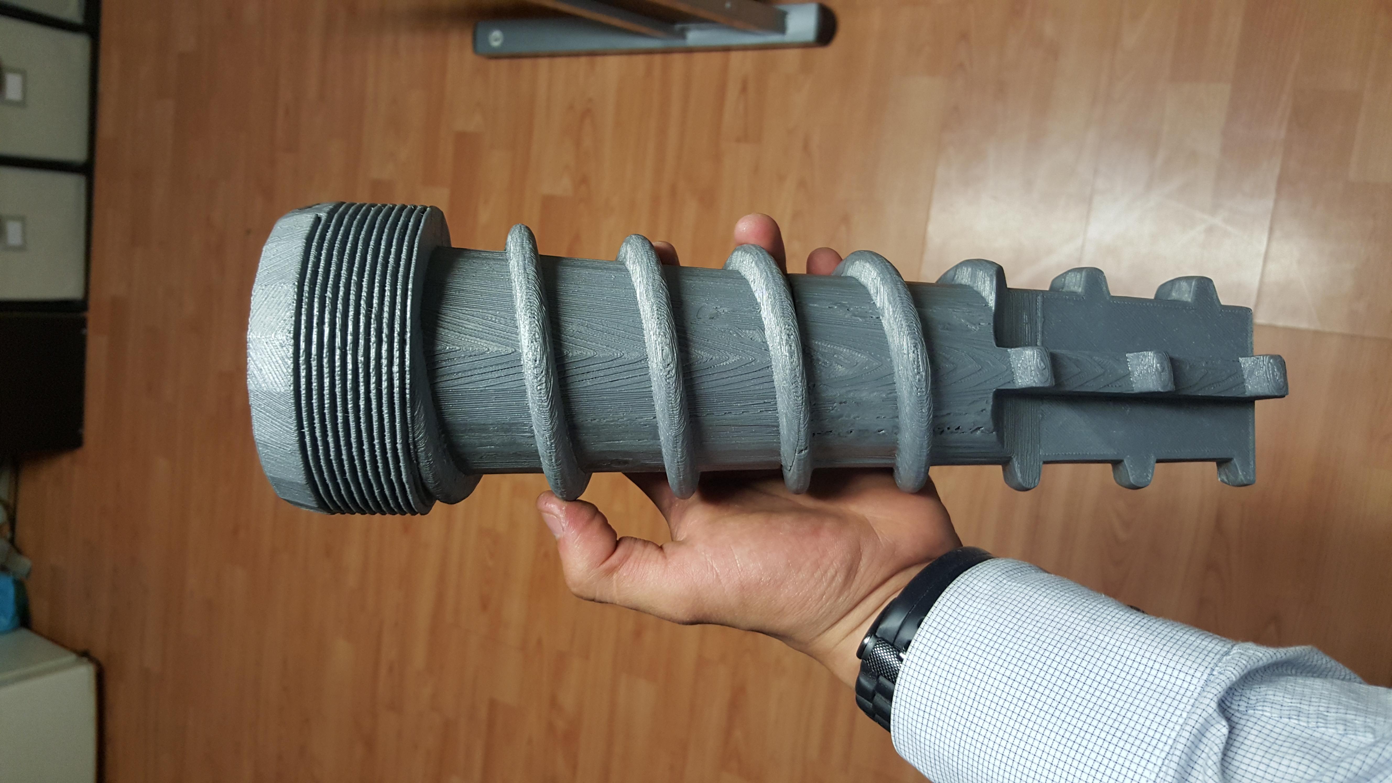 Ampliación implante