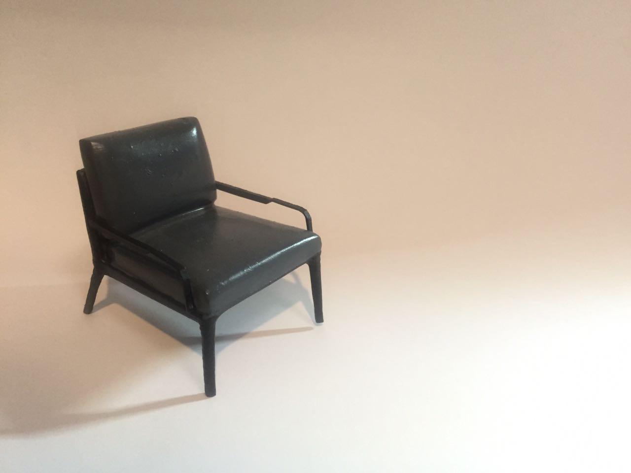 Mobiliario maqueta